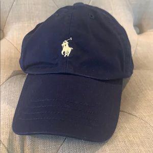 Ralph Lauren Polo Navy Hat